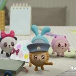 Малышарики на КиноПоиск HD и  Яндекс.Музыке